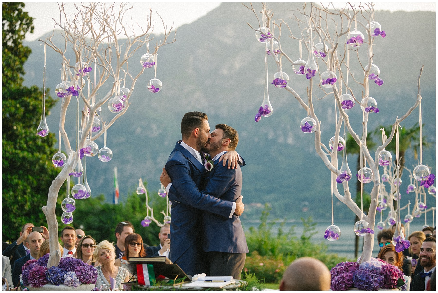 gay wedding photographer italy