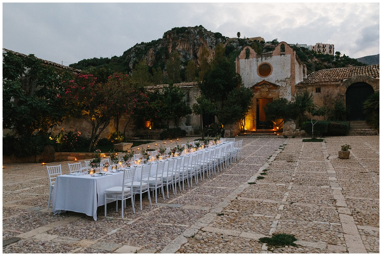 wedding sicily tonnara scopello