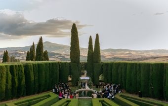 Wedding photographer La Foce Tuscany